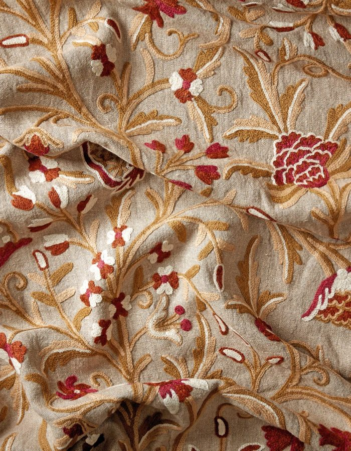 Mandlana Fabric