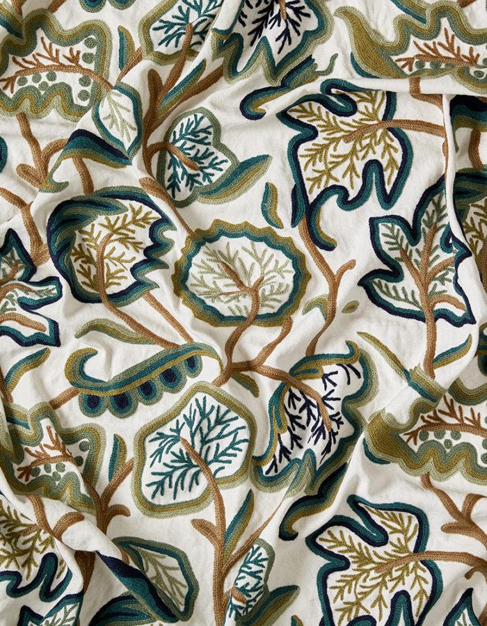 Llawasdar Fabric
